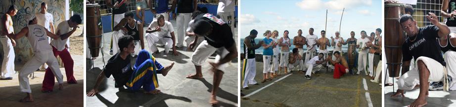 capoeira styles brazil trip